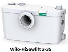 насос HiSewlift 3-35, Wilo