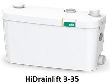 HiDrainlift 3-35