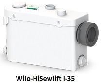 HiSewlift I-35, WILO